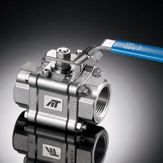 Triac 3 piece valves