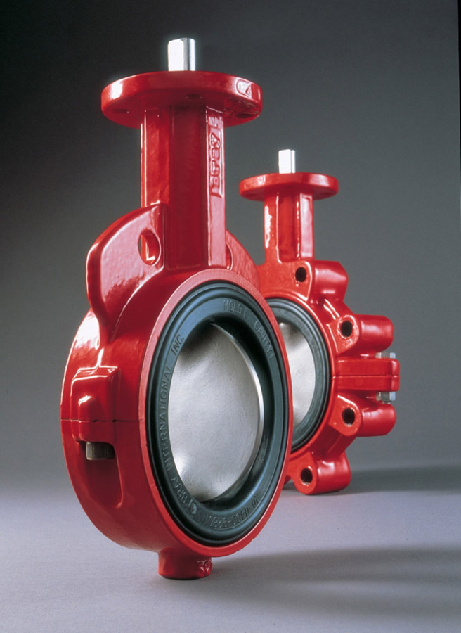 Bray Resilient Seated Butterfly Valves