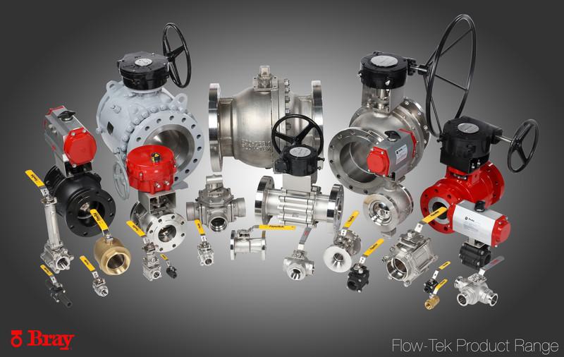 Flow-Tek Ball Valves Picture
