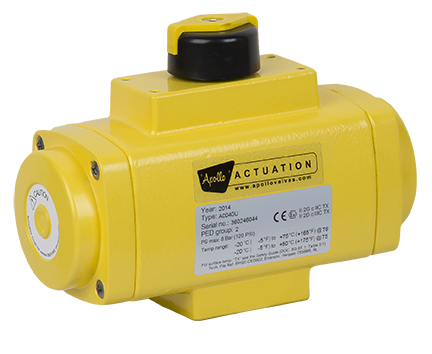 Apollo Pneumatic actuator