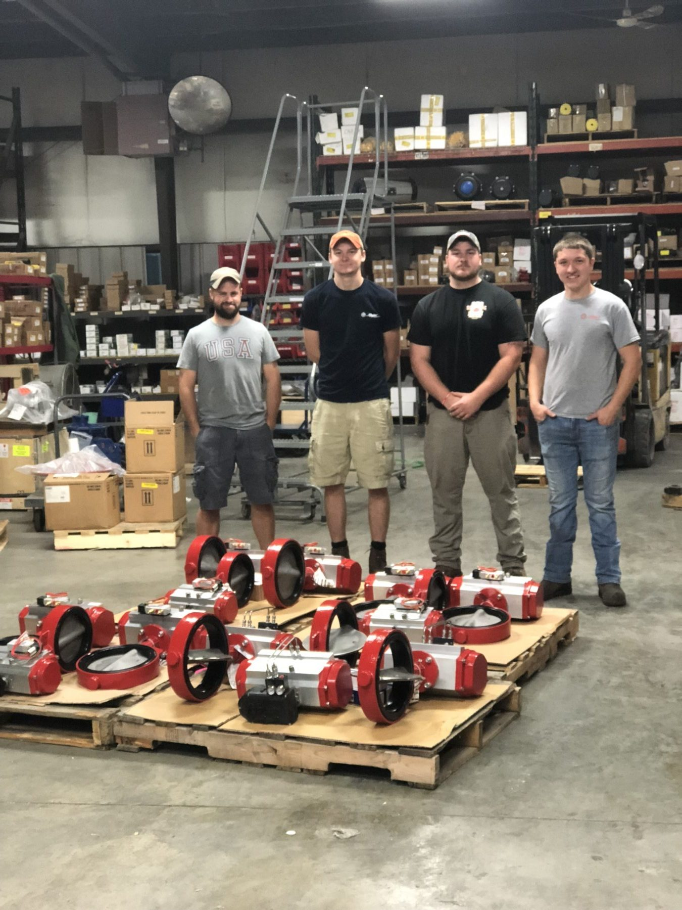 Bray Automation Team