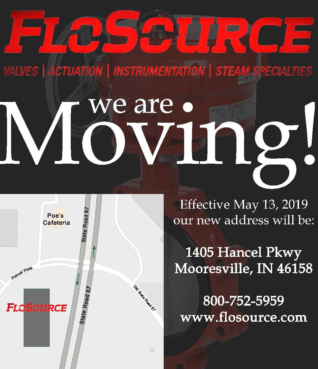 FloSource Moving